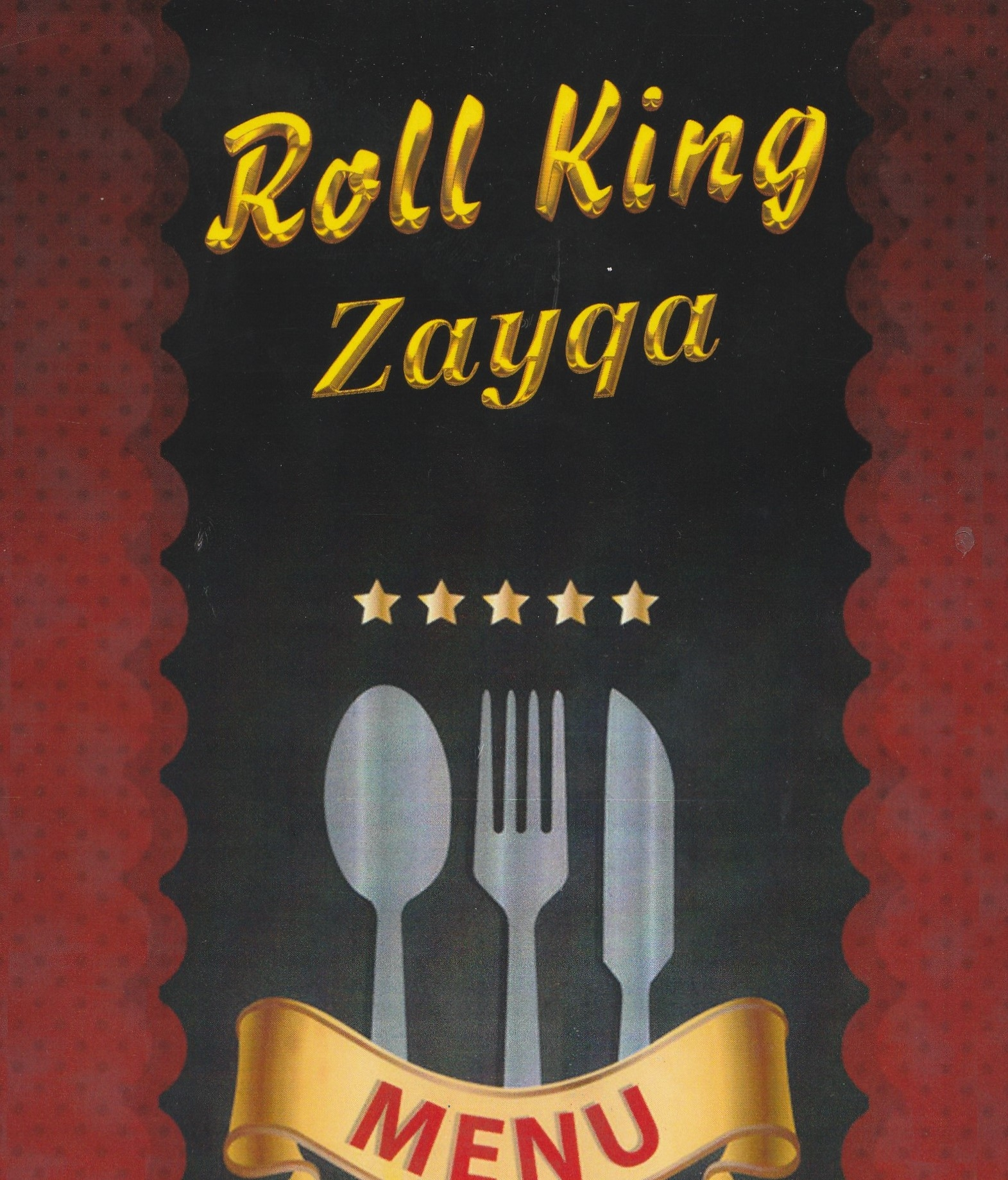 Roll King Zayqa